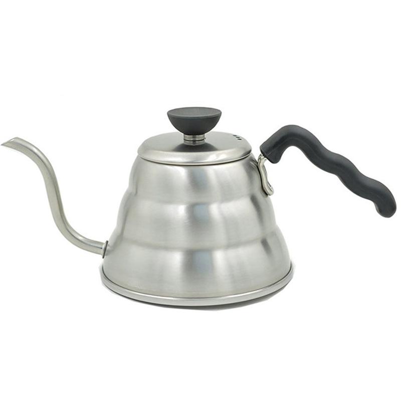 Hario Coffee Drip Gooseneck Kettle Pot Teapot Kettle Tea Stainless Steel Coffee Maker 100ml/1200ml
