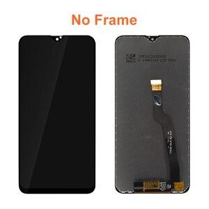 Image 5 - Дигитайзер сенсорного экрана в сборе с рамкой для Samsung Galaxy A10 A105 LCD A105F, запасные части для ремонта A10 LCD