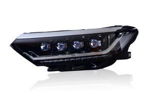 Image 2 - Phare de voiture, phare pour Passat Magotan B8, phare tout en 2017, version européenne, 2019 ~ LED ans
