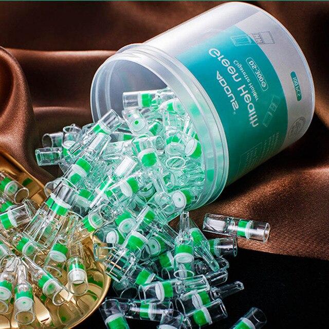 100 pces conjunto de fumo tubo de filtro tabaco universal grosso e fino cigarros reduzir filtro de alcatrão fumar acessórios