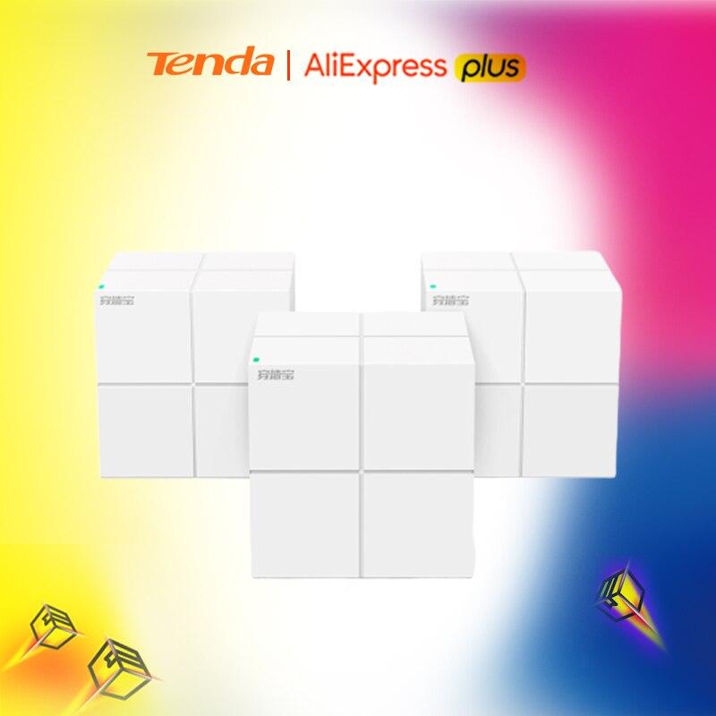 Wi-Fi-маршрутизатор Tenda MW6 беспроводной, 2,4/5,0 ГГц, 1167 Мбит/с