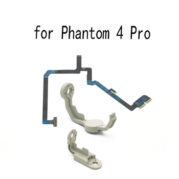 Camera Yaw Arm Roll Bracket Flex Flat Ribbon Cable  for DJI Phantom 4 Pro Drone Replacement Repairing Parts 1