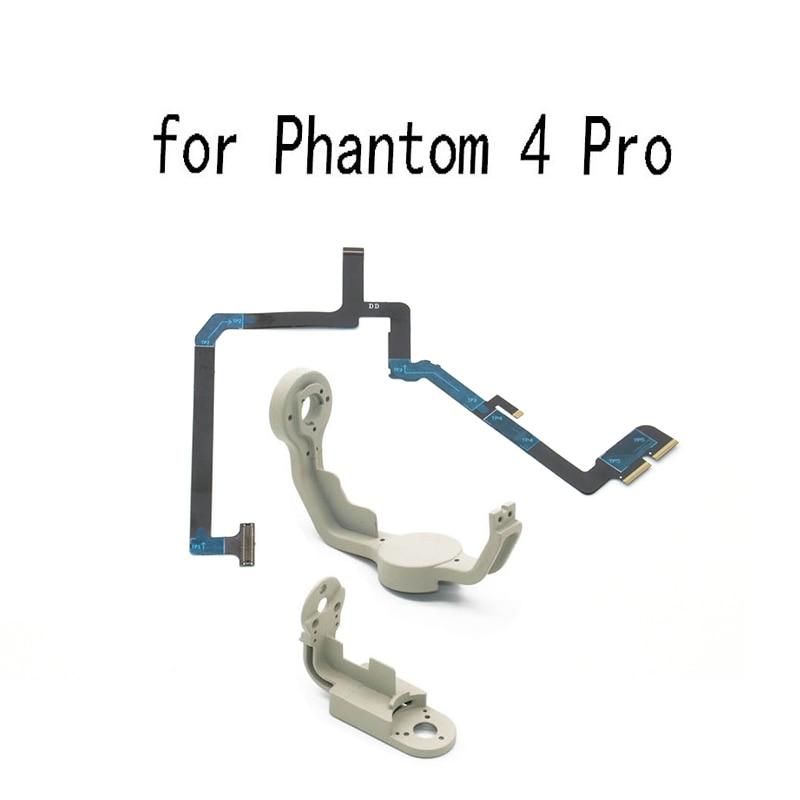 Camera Yaw Arm Roll Bracket Flex Flat Ribbon Cable for DJI Phantom 4 Pro Drone Replacement Repairing Parts(China)
