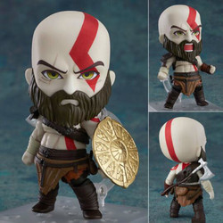 10cm 925 Q Version God Of War Ghost Of Sparta Ultimate Kratos PVC Action Figure Collectible Model Toy