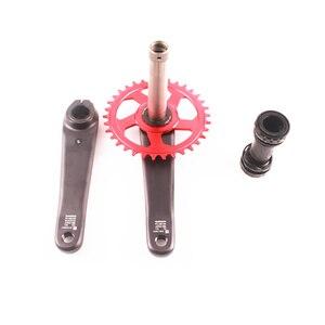 Image 5 - SHIMANO XT M8100 12S MTB Crankset Xe Đạp Bicycle1x12Speed 170mm175mm Deckas 32T 34T 36T 38T BB52 Dưới Chân Đế Pedivela