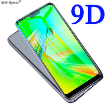 9D Protective Tempered Glass on the for Asus Zenfone Max Plus M2 ZB634KL Pro ZB631KL ZB633KL M1 ZB601KL ZB555KL Screen Protector(China)
