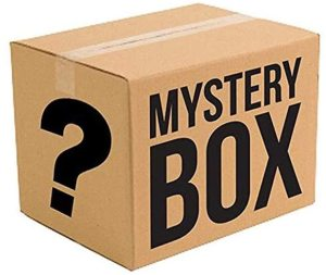 Christmas mystery boxes give beautiful gifts randomly christmas gift