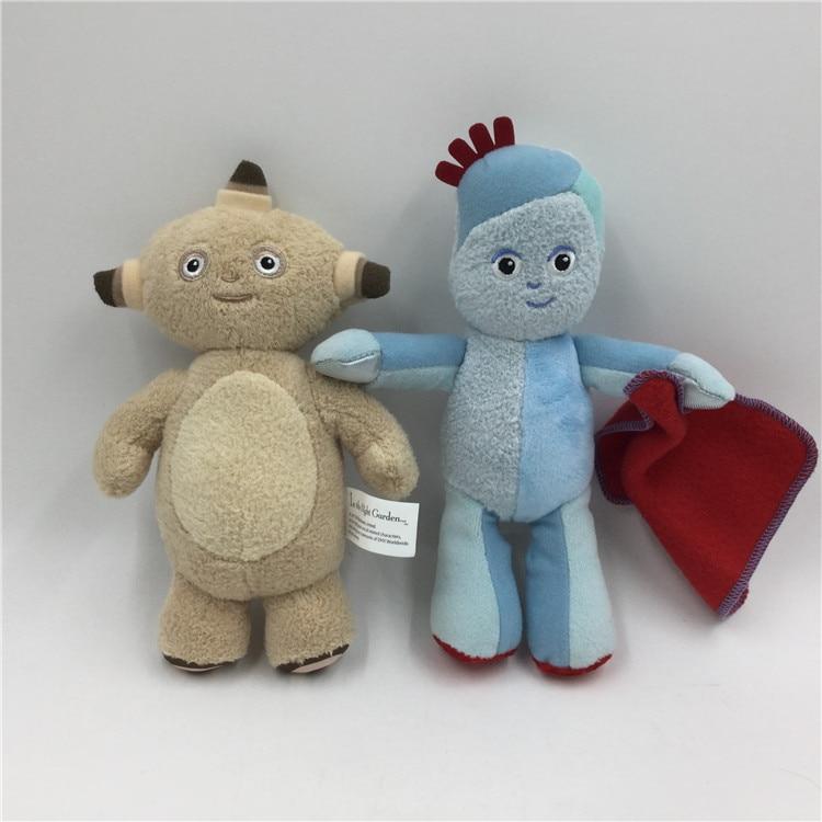 In the Night Garden peluche de collection Mini Plush Soft Toys-Makka Pakka