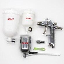 Пистолет-распылитель LVLP, аэрограф, небольшой ремонтный Воздушный Распылитель мини-распылитель для мебели сенсорный, покрытие автомобиля, окраска кожи