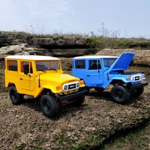 1:16 WPL RC Cars C34 2.4G Control RTR Toys Buggy Trucks Off-Road Toy for Children Y51E