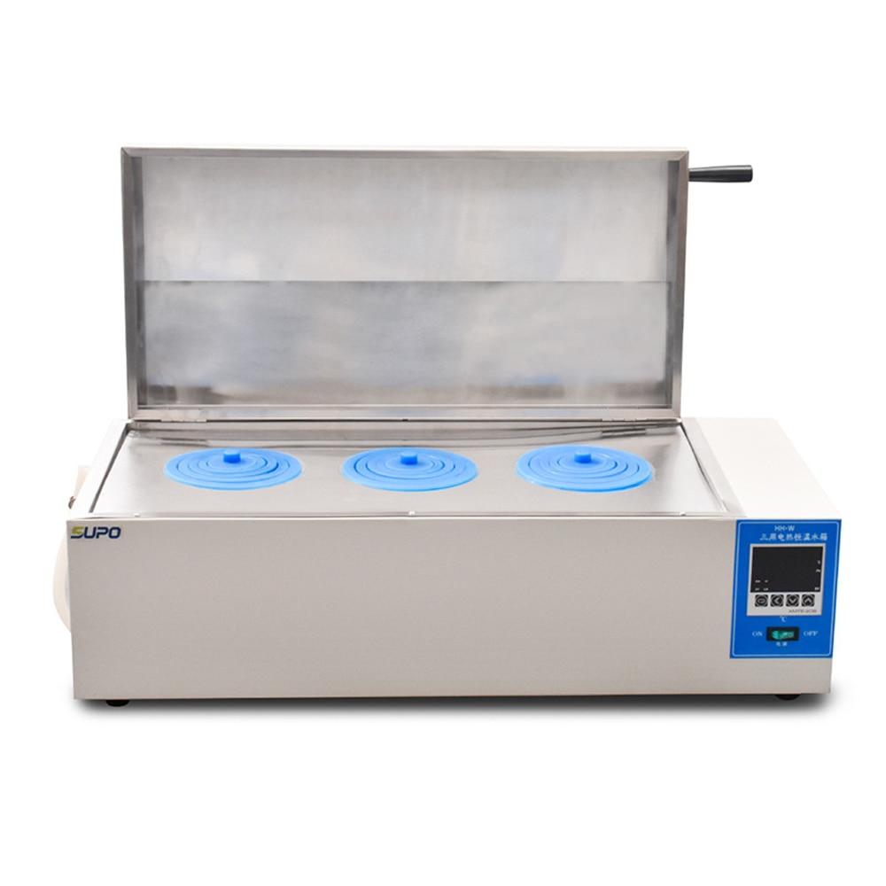 Цифровой дисплей, Электрический нагрев, постоянный три резервуара для воды, постоянная температура, водяная ванна, высокая точность, контро... - 2