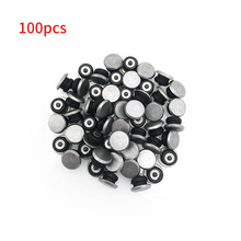 100PCS 8mm Spikes Universal Chains Iced Stud Carbide Studs For Tires/Winter Tire Spikes/Car Tire Studs/Snow For Auto Car/SUV/ATV
