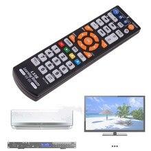 Universal inteligente controlador de controle remoto ir controle remoto com função de aprendizagem para tv cbl dvd sat para l336