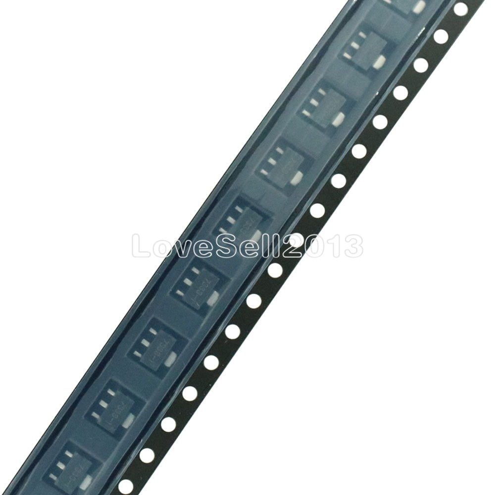 50PCS HT7333-A HT7333 3.3V SOT-89 Low Power Consumption LDO Voltage Regulator