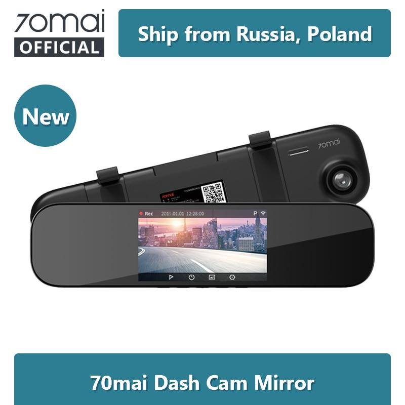 70mai Car DVR Cam-Recorder Parking-Monitor Dash-Cam 1600P Night-Vision 24H 140FOV Original