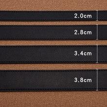 Women's Men's Luxury Designer Brand Belt High Quality Double