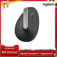 Mouse-Mice DOTA Gaming-Gamer Logitech Mx Vertical Bluetooth Wireless For Laptop 4