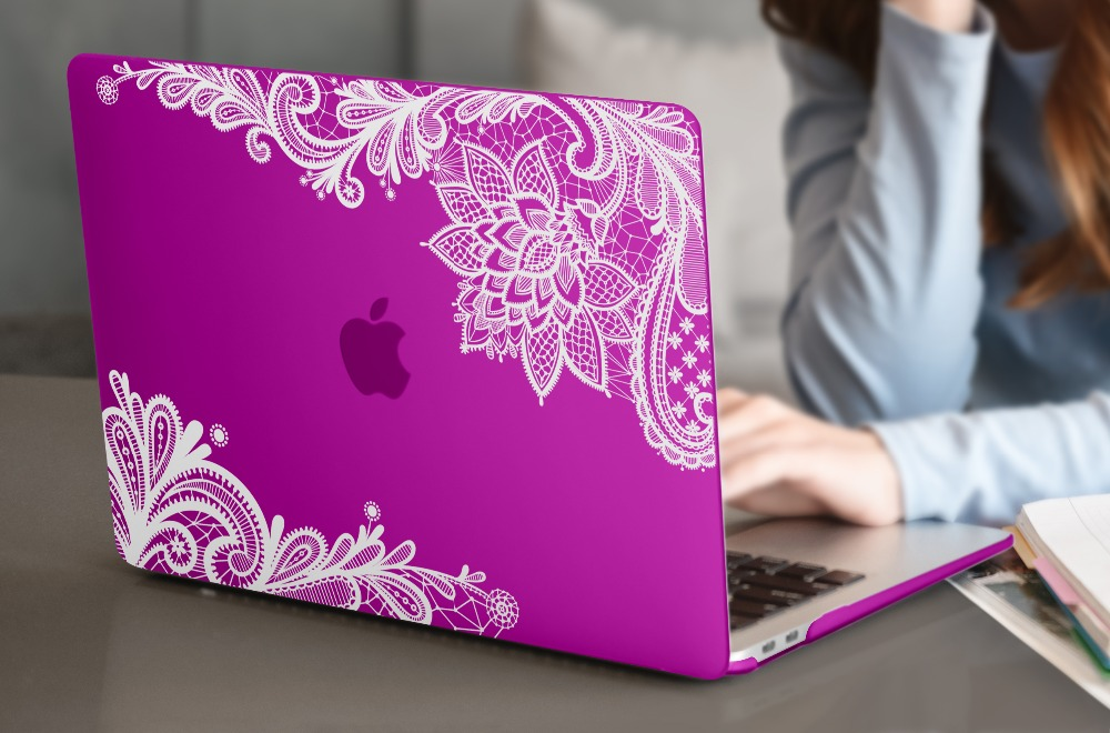Mandala Print Case for MacBook 87