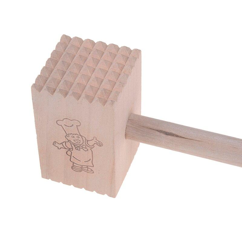 Деревянный двухсторонний говяжий стейк молоток, устройство для отбивания мяса молоток
