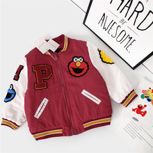 Tonytaobaby Autumn and Winter Clothes New Kids'and Babies' Children's Clothes Thicker Clothes Boys Jacket Girls Jacket(China)