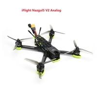 IFlight Nazgul5 V2 5 Zoll RC FPV Racing Drone w/ Caddx Ratel Kamera SucceX-E F4 Flight controller 45A BLHeli_S ESC 2207 Motor