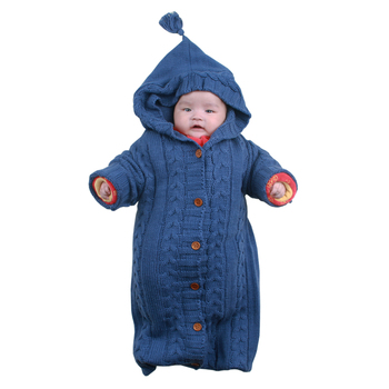 2019 Winter Autumn Baby Infant Warm Sleeping Bag 0-12 months Baby Stroller Sleeping Bag  Blue Purple Baby Sleep Swaddle dile baby sleeping bag soft cotton autumn child sleep suit soft baby sleepsacks dogs clothes autumn winter