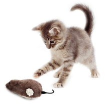 Pet-Toys-Accessories Plush-Mouse-Toys Dog-Playing-Toys Clockwork Classic Cat Mice Gifts