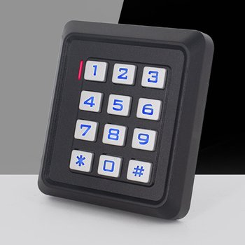K30 nie wodoodporny hasło kontrola dostępu za pomocą karty kod kontrola dostępu za pomocą karty klawiatura Luminous kod karty tanie i dobre opinie Dpower NONE CN (pochodzenie)