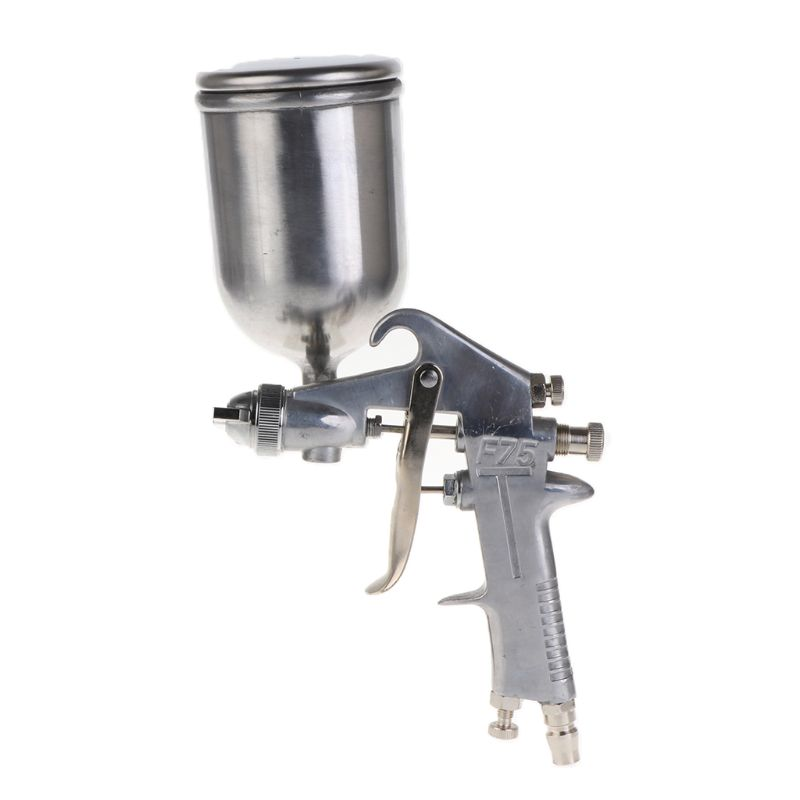 F75 Professional Paint Spray Gun Sprayer Pneumatic Airbrush 1 5mm Nozzle Automotive Painting Car Furniture Construction Painting in Spray Guns from Tools
