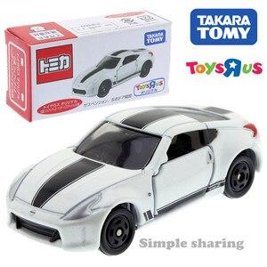 Tomica Asia Limitata Toys R Us Esclusivo Nissan Fairlady Z Heritage Edizione 1/57 Per Bambini Giocattoli Auto Motore Del Veicolo Diecast In Metallo modello(China)