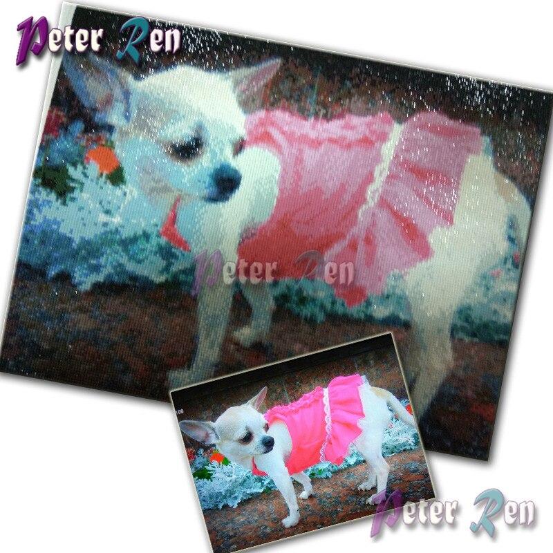 5d animal Dog couple love Diamond painting Diy Square/round Rhinestones cross stitch embroidery picture wedding decorative gift