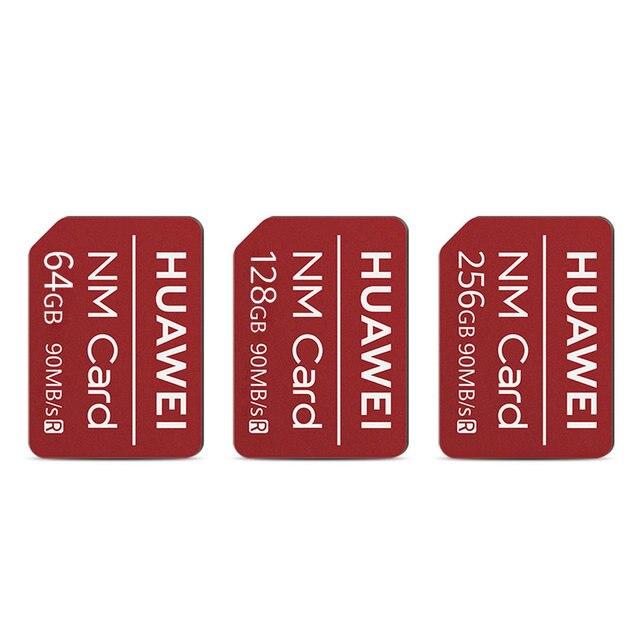 90MB/s Speed 100% Original For Huawei Mate 20/20 Pro/20X/20RS/P30/P30 Pro NM Card 64GB/128GB/256GB Nano Memory Card 1