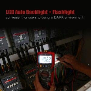 Image 5 - UNI T UT89XD Digital Multimeter Ammeter Voltmeter Capacitance Voltage Current Intellignet Tester LED Display NCV Measurement