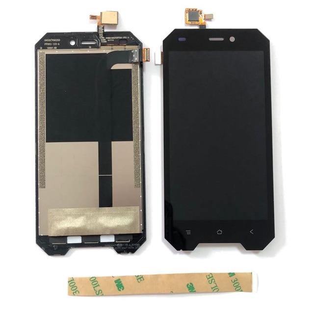 4,7 'por Blackview BV4000 pantalla LCD + MONTAJE DE digitalizador con pantalla táctil para BV 4000 Pro