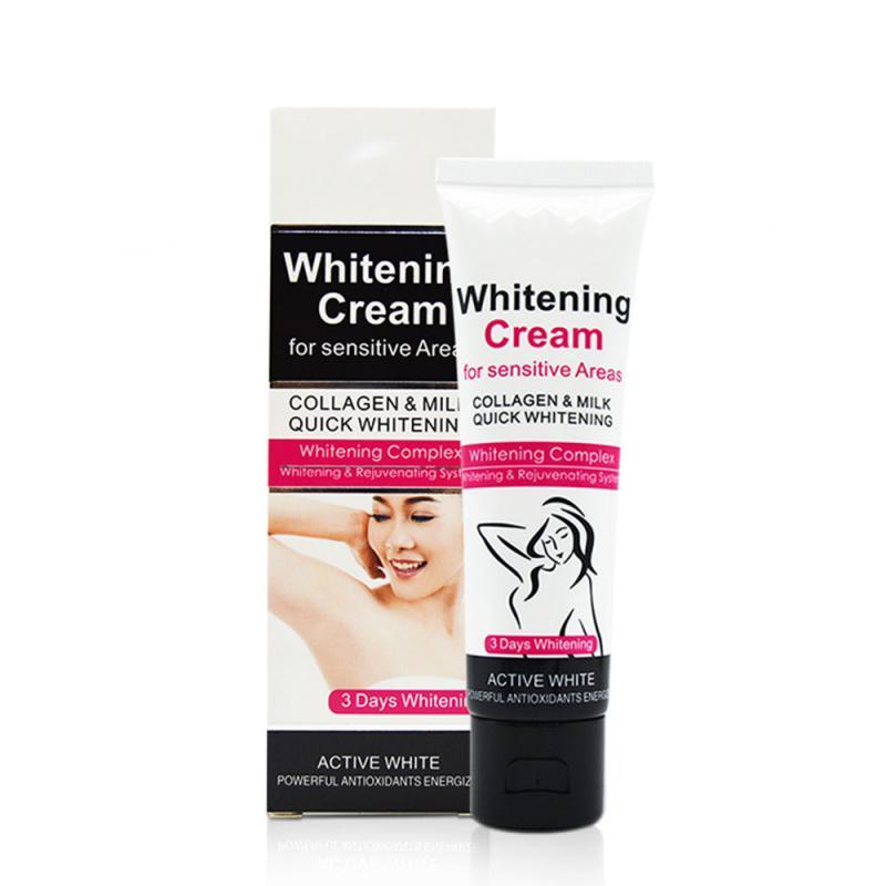 Отбеливание подмышки, крем для осветления кожи, отбеливающий крем для подмышек, темных ног, колен, отбеливающий интимный лосьон для тела TSLM1