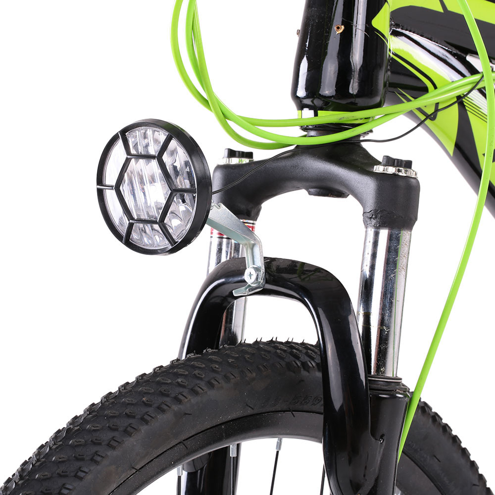 Cycle USB Rechargeable Bicycle Light Safety Bike LED Headlight Taillight Kits