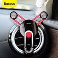 Baseus автомобильная подставка для телефона Поддержка смартфона Samsung Xiaomi Mi9 с зарядным кабелем для автомобильного зарядного устройства