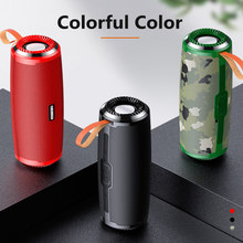 Jellico Wireless Bluetooth Speaker Outdoor Portable Speaker Sound System 3D Stereo Music Surround Rechargeable Subwoofer Speaker