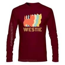 Men T Shirt Westie West Highland Terrier Dog Breed V Women t-shirt