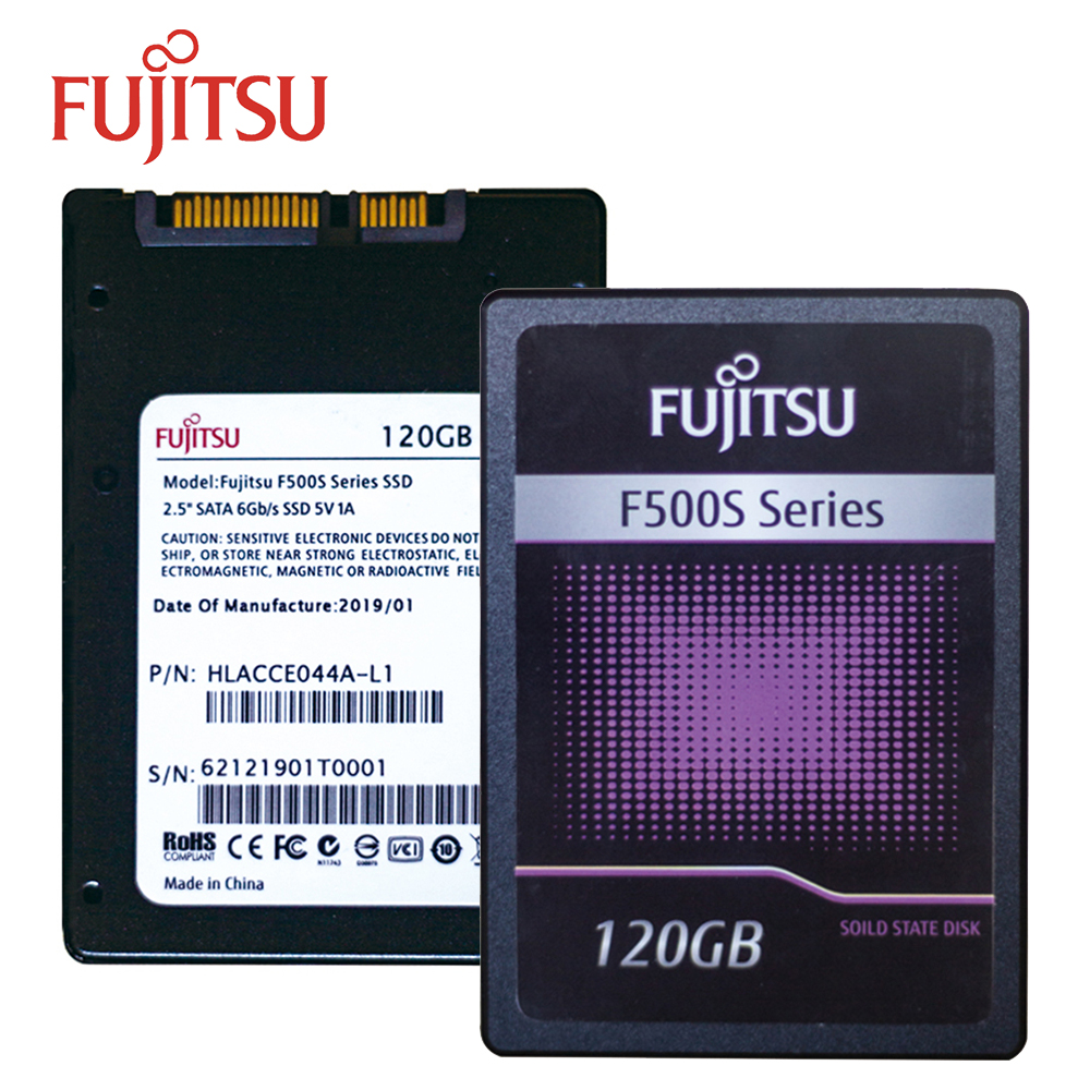 FUJITSU ssd 240 gb 2.5inch 120 gb 480GB SATA 6Gb/s TLC Read/Write Speed 500MB/s 3year warranty Solid State Drives for PC laptop