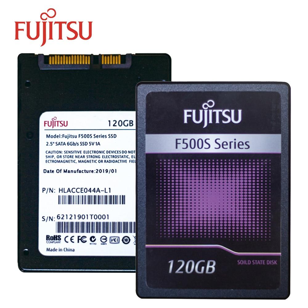 FUJITSU ssd 240 gb 2.5inch 120 gb 480GB SATA 6Gb/s TLC Read/Write Speed 500MB/s 3year warranty Solid State Drives for PC laptop