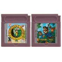 Video Game Cartridge Console Card 16 Bits Survival Kids Series For Nintendo GBC English Version 1