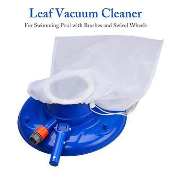 Piscina flexível piscina aspirador de pó cabeça sucção escova piscina piscina piscas quadro cabeça limpeza sucção ferramenta limpeza