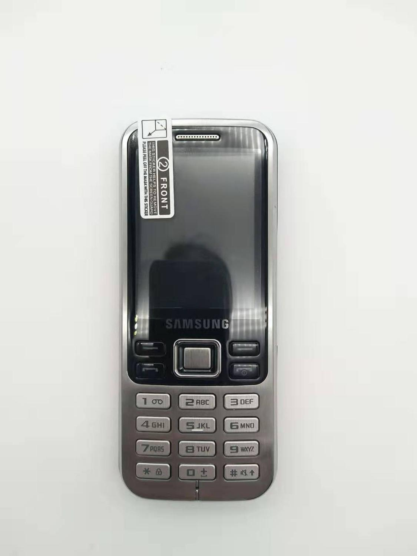 C3322 100% Original Unlocked Samsung C3322 GSM Dual Sim Card FM Bluetooth FM Radio Mobile Phone Free Shipping