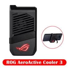 AeroActive 3 Cooler para ASUS ROG 3 telefone Original resfriamento Rápido Horizonte talscreen interface Suporte desige ventilador de Refrigeração