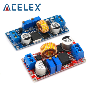 Original XL4015 E1 5A DC to DC CC CV Lithium Battery Step down Charging Board Led Power Converter Lithium Charger Module(China)