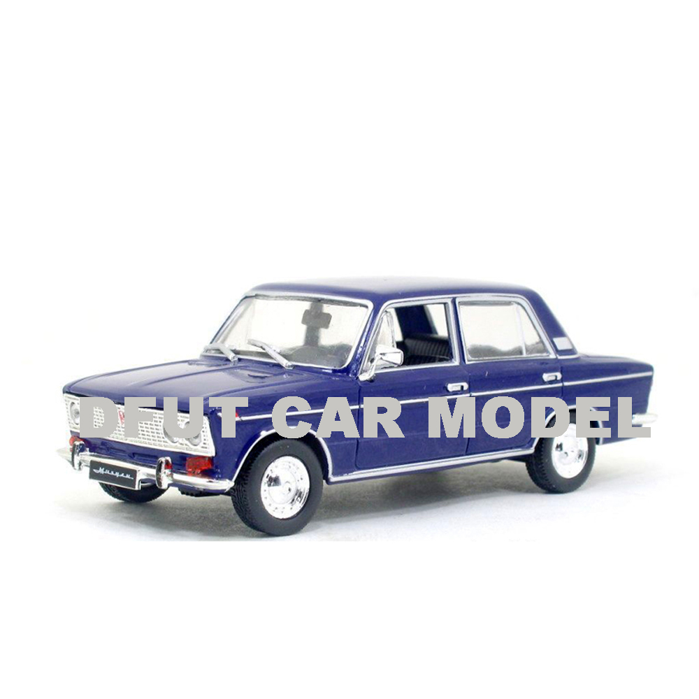 1:43 Alloy Toy Sports Car Model  VAZ 2103  Of Children's Toy Cars Original Authorized Authentic Kids Toys Gift