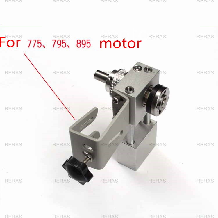 Miniature Table Saw Lifting Spindle Assembly DIY Woodworking Cutting And Polishing Unpowered Spindle Small Table Saw Accessories