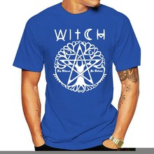 Casual Men Clothing WITCH - WICCA PAGAN And WITCHCRAFT T Shirt And MERCHANDISE T-shirt Merry Christmas T-shirt Print Cartoon