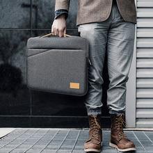 Портфель portafoil мужской тонкий Офисная сумка мессенджер для